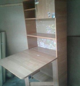Шкаф стол для школьника