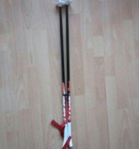 Лыжные палки детские 85 см