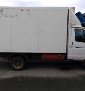 ГАЗель Будка Сэндвич (фургон), 2014г.