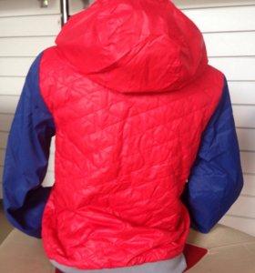 Куртка для мальчика деместзонная