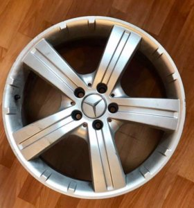 Диски R19 от Mercedes GL