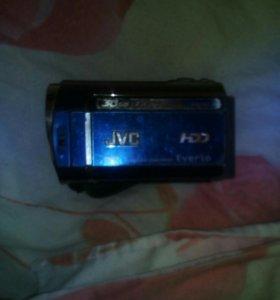 Видеокамера JVC HDD