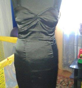 ✔Маленькое чёрное платье р46-48
