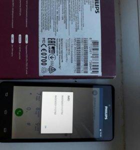 Телефон PHILIPS S326