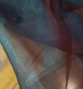 Тюль+2 шторы