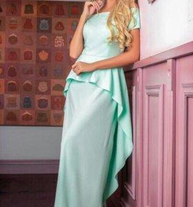 Платье в пол новое, все размеры