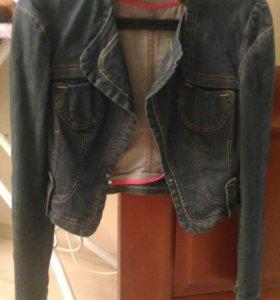 Куртка джинсовка италия