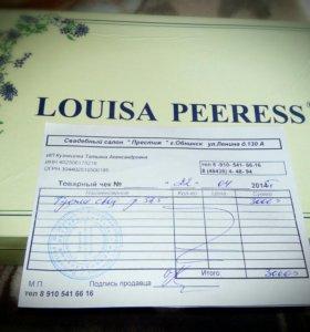 Туфли свадебные Louisa Peeress