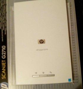 Сканер hp G2710