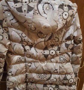 Девичья Куртка удлиненная( Ваоn)