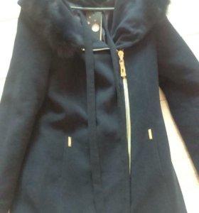 Новое пальто зима........