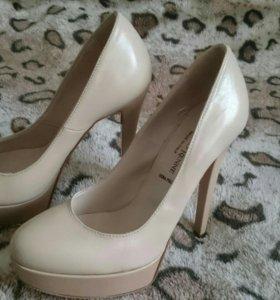 Туфли новые Италия Натуральная кожа