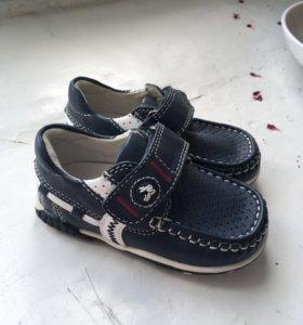 Новые ботиночки ортопед