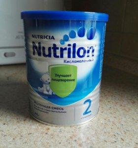 Нутрилон 2 Nutrilon 2 кисломолочный.