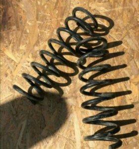 Пружины передних и задних стоек королла филдер