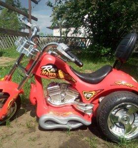 Мотоцикл для детей 3-5 лет