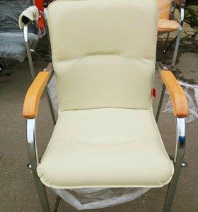Стулья-кресла для посетителей Самба. Новые