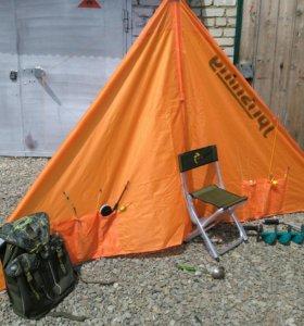 Палатка загородка. Для зимней рыбалки.
