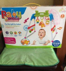 Стойка для малышей