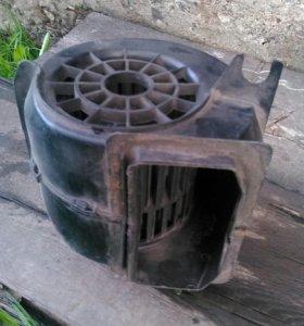 Вентилятор отопитель ваз