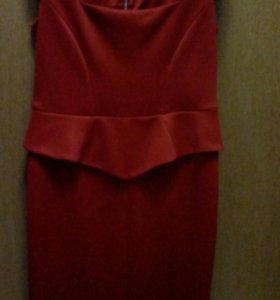 Платье обалденное.