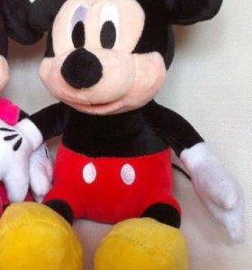 Сдам в аренду костюм и игрушку Микки Мауса для фот