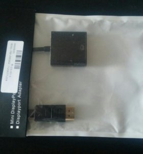 Переходник Display Port - VGA