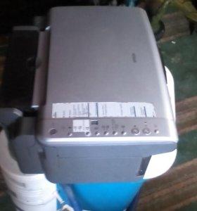 Сканер принтер