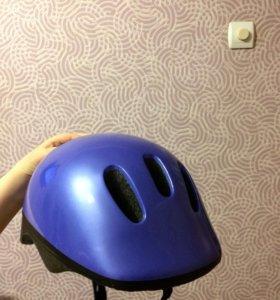 Вело-роликовый шлем