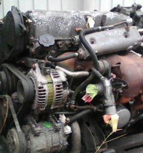 Двигатель мазда бонго микроавтобус