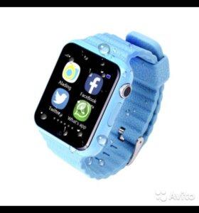 Умные часы Smart Baby Watch V7K+ подарок
