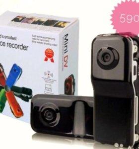 Новая видеокамера мини