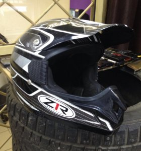 Шлем кроссовы z1r