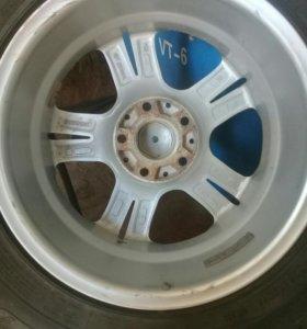 Литые диски на 16R