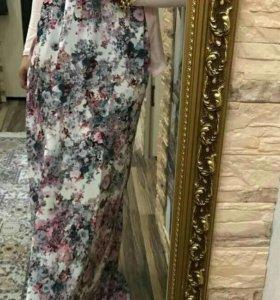 Платье испанка