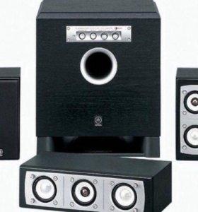 hi-fi кинотеатр 5.1 Yamaha