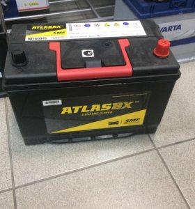 Аккумулятор автомобильный Atlas 100 а/ч