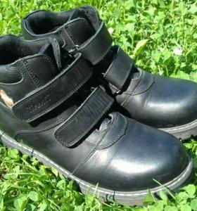 Ортопедические ботинки Tirenti р.37