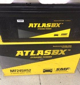 Аккумулятор автомобильный Atlas 220 а/ч