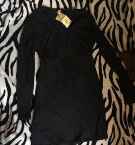 Платье чёрное класс