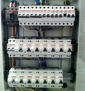 Электрик электромонтаж
