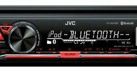 Автомагнитола JVC KD-X330BTE 1DIN 4x50W