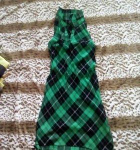 Платья, юбки, брюки, комбинезоны-всё новое