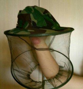 Москитная шляпа