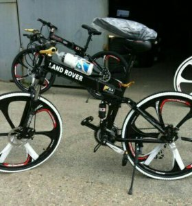 Велосипед Ленд Ровер