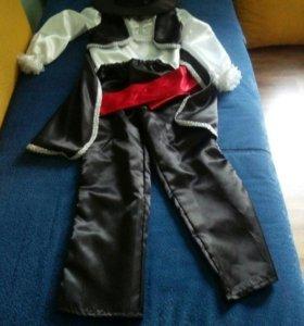 костюм зорро