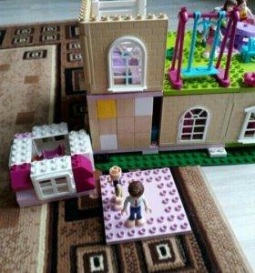 большой набор lego