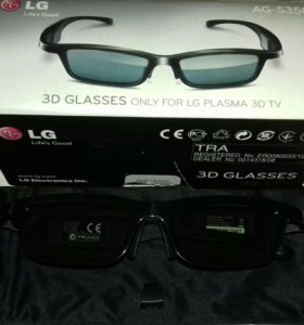 Очки 3D LG AG-S350
