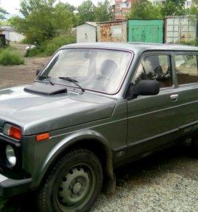 Автомобиль лада 2131