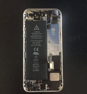 На iPhone 5S